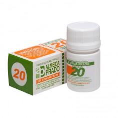 Complexo Homeopático Aesculus Almeida Prado nº 20