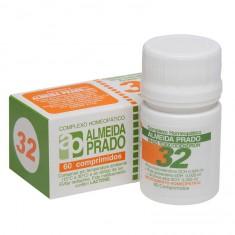 Complexo Homeopático Rhus Toxicodendron Almeida Prado nº 32
