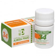 Complexo Homeopático Arsenicum Almeida Prado nº 34
