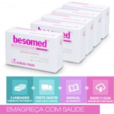 Besomed 5 Unidades (3 MESES DE TRATAMENTO)