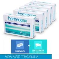 Homeopax 5 Unidades